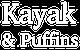 Kayak and Puffins